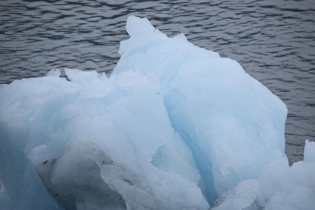 Icebergs in Alaska